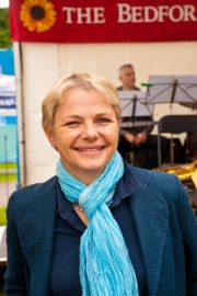 Alice Arnold at the 2012 Festival