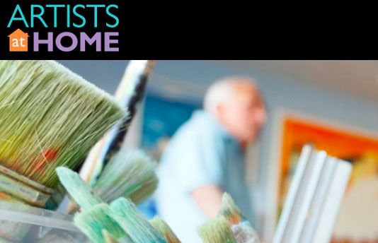 Artists at Home