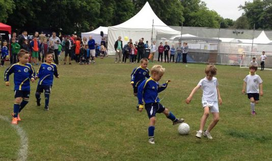 5-a-Side Football for Under 13s