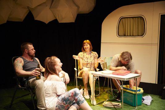 Perfect Pitch - The XV Theatre Company