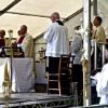 Mass on the Green