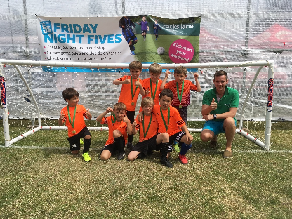 Under-7 - Excel.   
