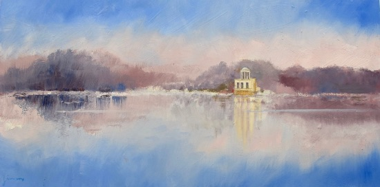 James Cox: The Thames at Henley - £393.00