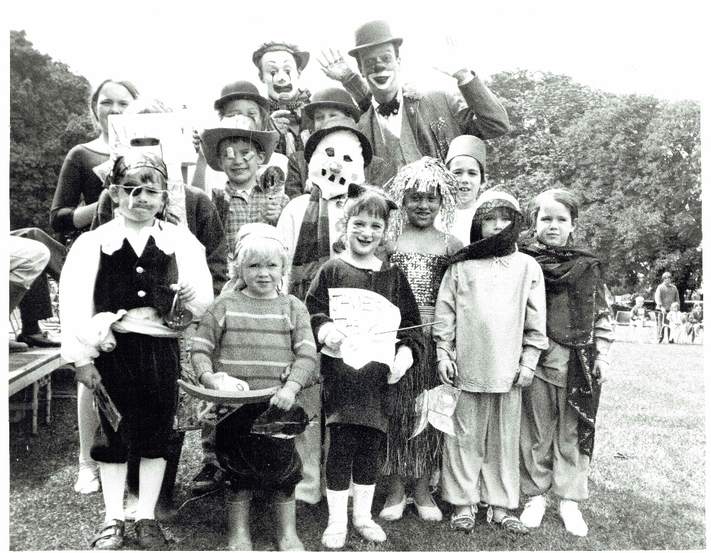 Green Days 1988 - Fancy Dress competition, as seen in the Fifty Years of Green Days archive
