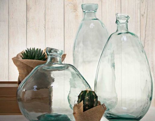 The Recycled Glassware Company
